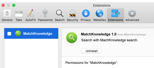 How to Delete MatchKnowledge App on Mac? (Virus Removal Guide