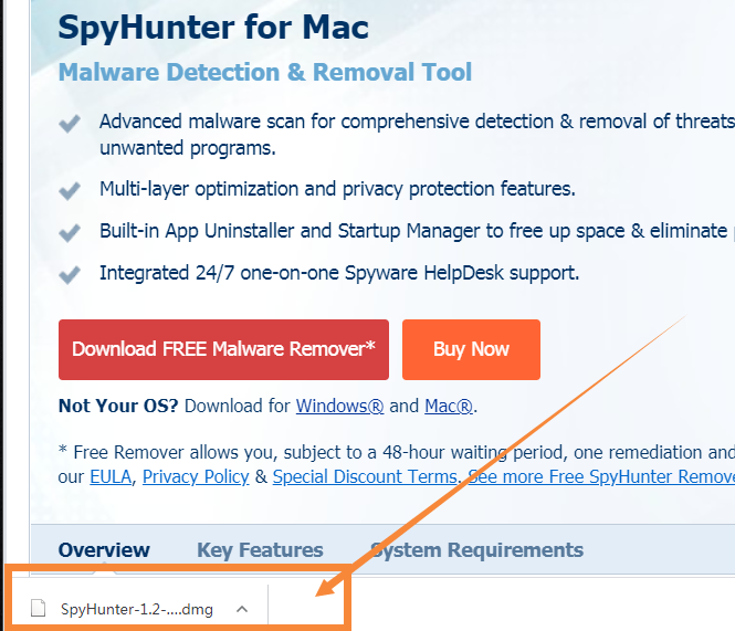 DominantWebService removal tool for mac